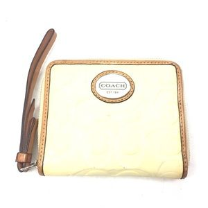 Coach | Signature Embossed Coin Purse